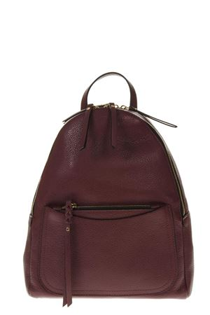 MERLOT LEATHER BACKPACK FW 2018 GIANNI CHIARINI | 183 | ZN6366OLX5916