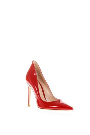 ELLIPSIS RED PATENT LEATHER PUMPS FW 2018 GIANVITO ROSSI | 68 | G2073015RICRED