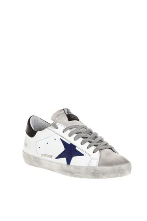 WHITE SUPERSTAR SNEAKERS IN LEATHER FW 2018 GOLDEN GOOSE DELUXE BRAND | 55 | G33MS5901L29