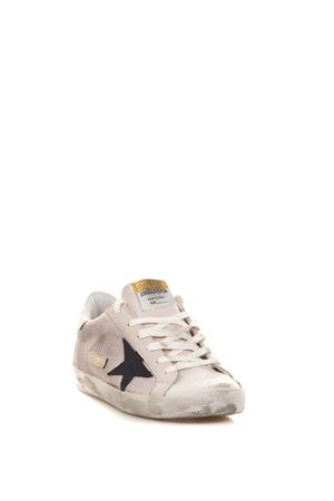SNEAKERS SUPER STAR IN PELLE EFFETTO TEXTURE AI 2018 GOLDEN GOOSE DELUXE BRAND | 55 | G33WS5901G74