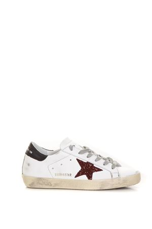 WHITE SUPERSTAR SNEAKERS IN LEATHER FW 2018 GOLDEN GOOSE DELUXE BRAND | 55 | G33WS5901H15
