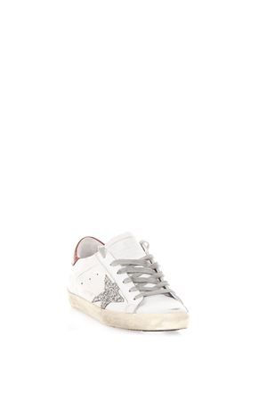 WHITE SUPERSTAR SNEAKERS IN LEATHER FW 2018 GOLDEN GOOSE DELUXE BRAND | 55 | G33WS5901H16