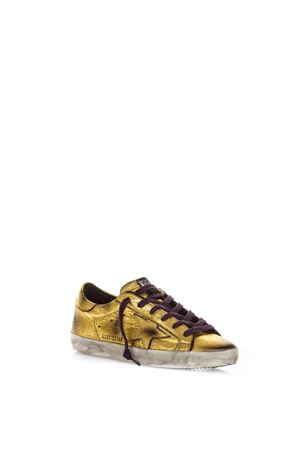 GOLD SUPERSTAR SNEAKER IN LEATHER FW 2018 GOLDEN GOOSE DELUXE BRAND | 55 | G33WS5901H55