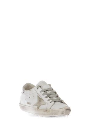 SNEAKERS SUPERSTAR IN PELLE 20MM AI 2018 GOLDEN GOOSE DELUXE BRAND | 55 | GCOWS5901W77