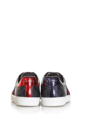 SNEAKERS ACE GG SUPREME IN TESSUTO FW 2018 GUCCI | 55 | 429445K2LH01130