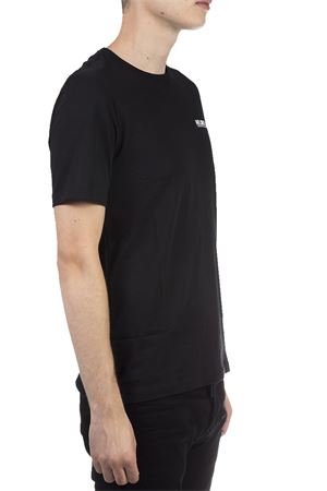 BLACK COTTON T-SHIRT FW 2018 HELMUT LANG | 15 | I063HM5211001