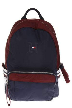TWO COLOR NYLON BACKPACK FW 2018 HILFIGER COLLECTION | 183 | AM0AM041421901
