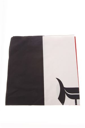 TRE COLORS COTTON SCARF FW 2018 HILFIGER COLLECTION | 20 | AM0AM041781901