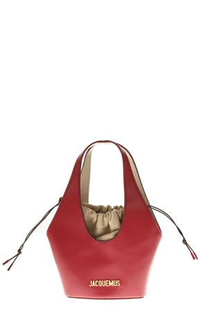 RED LEATHER HANDBAG FW 2018 JACQUEMUS | 2 | 183BA02-18353460RED
