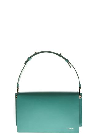 PIXEL-IT GREEN LEATHER BAG FW 2018 LANVIN | 2 | LW-BGFE02-GANG146