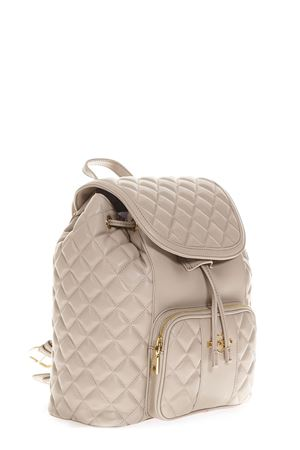 DOVE QUILTED BACKPACK IN FAUX LEATHER FW 2018 LOVE MOSCHINO | 183 | JC4001PP16LAUNI0108