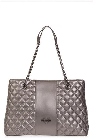 CLOUDY GREY QUILTED BAG FW 2018 LOVE MOSCHINO | 2 | JC4011PP16LBUNI0910