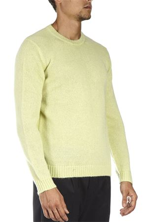 YELLOW WOOL SWEATSHIRT FW 2018 LOW BRAND | 16 | L1MFW181933391G009