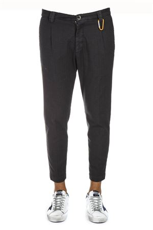 GREY WOOL PANTS FW 2018 LOW BRAND | 8 | L1PFW181934261N037