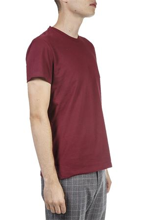 BURGUNDI COTTON T-SHIRT FW 2018 LOW BRAND | 15 | L1TFW181933721R029