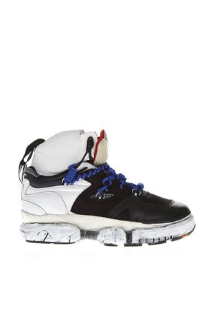 MULTICOLOR HIGH FUSION SNEAKERS FW 2018 MAISON MARGIELA | 55 | S37WS0452P1996H6989