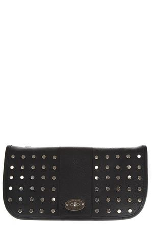 DAISY BLACK LEATHER PURSE FW 2018 MARC ELLIS  e538943a444a8