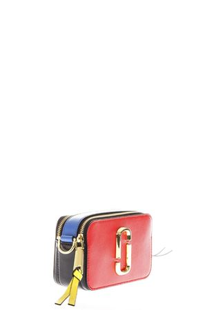 BORSA A TRACOLLA SNAPSHOT IN PELLE ROSSO AI 2018 MARC JACOBS | 2 | M0012007SNAPHOT937