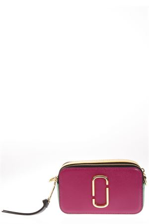 SMALL SNAPSHOT MAGENTA LEATHER CAMERA BAG FW 2018 MARC JACOBS | 2 | M0012007SNAPSHOT662