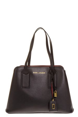BORSA THE EDITOR NERA IN PELLE AI 2018 MARC JACOBS | 2 | M0012564THE EDITOR001