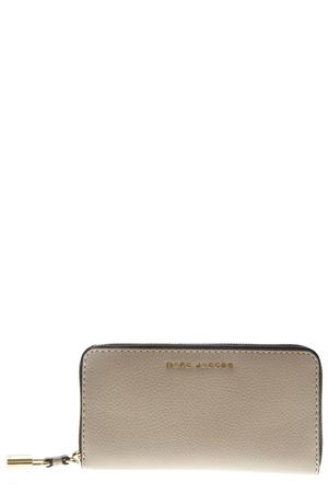 THE GRIND SLATE LEATHER CONTINENTAL WALLET FW 2018 MARC JACOBS | 34 | M0013603STANDARD054