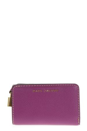 RHUBARB LEATHER WALLET FW 2018 MARC JACOBS | 34 | M0013604COMPACT567