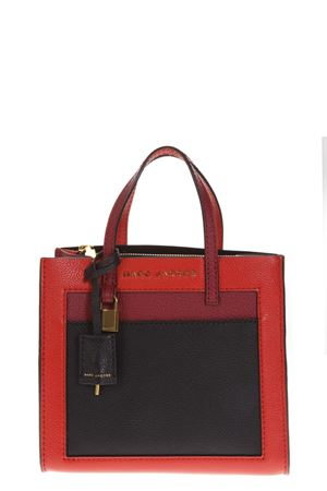 GRIND RED LEATHER TOTE FW 2018 MARC JACOBS | 2 | M0013663MINI631