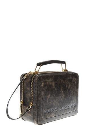 THE BOX DISTRESSED LEATHER SHOULDER BAG FW 2018 MARC JACOBS | 2 | M0014259THE BOX001