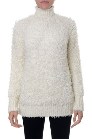 WHITE WOOL SWEATER FW 2018 MARNI | 16 | DVMD0015Q0FWL5100W03