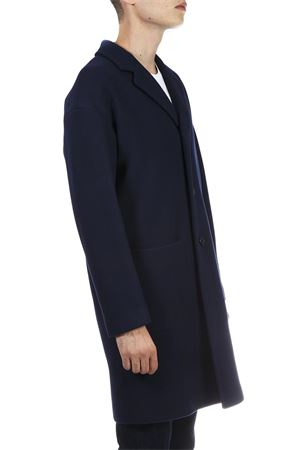 BLUE COTTON COAT FW 2018 MAURO GRIFONI | 31 | GD16000756890