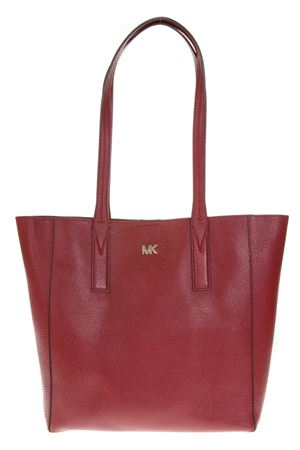 RED LEATHER BAG FW 2018 MICHAEL MICHAEL KORS | 2 | 30T8TX5T2LJUNIE MD TOTE550