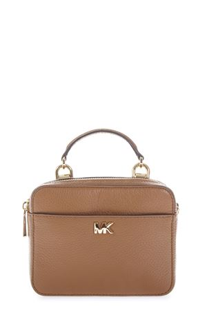 SMALL CAMEL MOTT SHOULDER STRAP IN LEATHER FW 2018 MICHAEL MICHAEL KORS | 2 | 32T8GF5C0LCROSSBODIES MINI GTR STRP XBOD203
