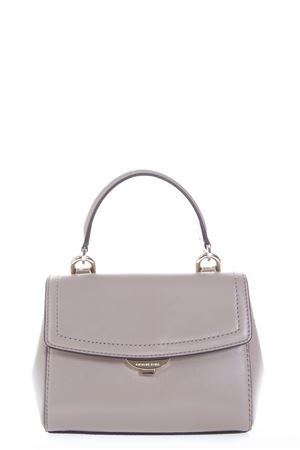 GREY AVA SMALL BAG IN LEATHER FW 2018 MICHAEL MICHAEL KORS | 2 | 32T8TF5M1LCROSSBODIES XS CROSSBODY208