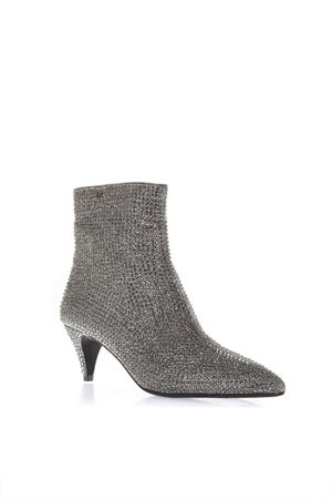 71d1937484b5bc ... 40F8BNME6DBLAINE023 METALLIC EFFECT BOOTS WITH DECORATIONS APPLIED FW  2018 MICHAEL MICHAEL KORS | 52 | 40F8BNME6DBLAINE023