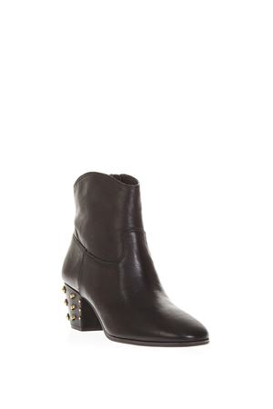 BLACK AVERY BOOTS IN LEATHER FW 2018 MICHAEL MICHAEL KORS | 48 | 40T8AVMB8LAVERY001