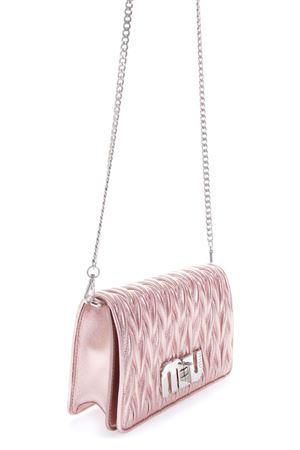 ROSE QUILTED LEATHER SHOULDER BAG FW 2018 MIU MIU | 2 | 5BF069VN88F0XDS