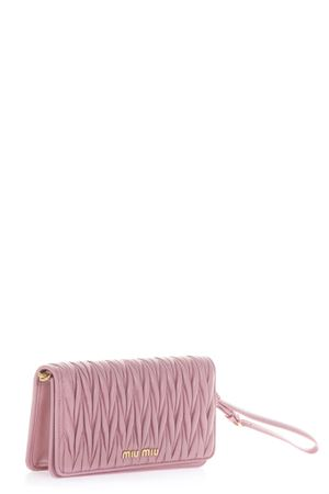SMALL PINK QUILTED LEATHER BAG FW 2018 MIU MIU   2   5DH029N88F0028