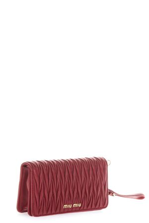 SMALL RED QUILTED LEATHER BAG FW 2018 MIU MIU | 2 | 5DH029N88F068Z
