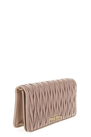 SMALL NUDE QUILTED LEATHER BAG FW 2018 MIU MIU | 2 | 5DH029N88F0770