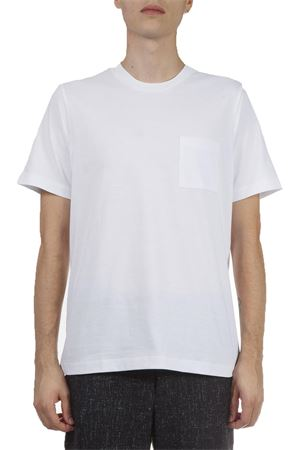 WHY OH WHY WHITE COTTON T-SHIRT FW 2018 OAMC | 15 | 7077670N247508A1100
