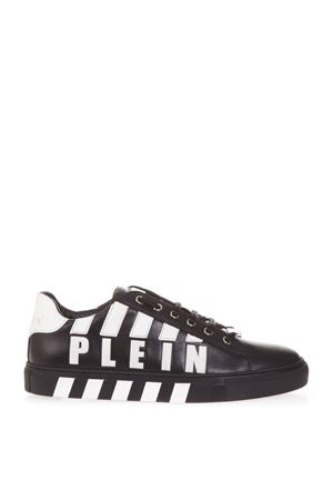 SNEAKERS IN PELLE STRIPED PLEIN AI 2018 PHILIPP PLEIN | 55 | F18SMSC1433PLE075N0201