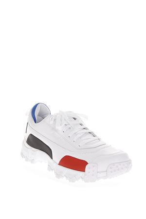 9cb81cd42b4 ... 36709501TRAILFOXWHITE WHITE TRAIL FOX SNEAKERS IN LEATHER FW 2018 PUMA  SELECT