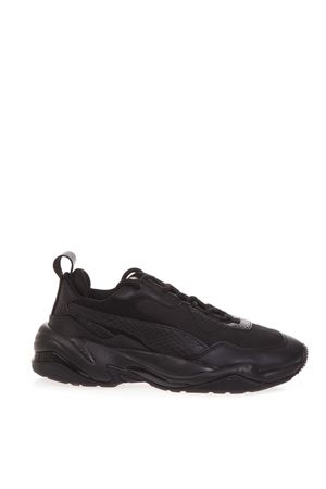 BLACK LEATHER & FABRIC SNEAKERS FW 2018 PUMA SELECT | 55 | 36799704THUNDERBLACK-PUM