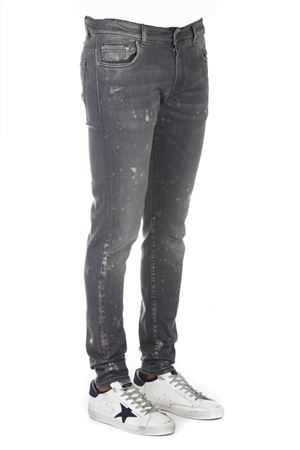 GREY DENIM COTTON JEANS FW 2018 REPRESENT | 4 | ESSENTIALDENIMGREY STONE
