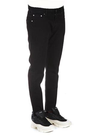 BLACK DENIM COTTON PANTS FW 2018 REPRESENT | 8 | RELAXEDDENIMBLACK