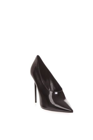 PUMPS TEDDY IN PELLE LUCIDA COLORE NERO AI 2018 SAINT LAURENT | 68 | 5399910XF001000