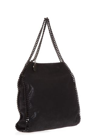 FALABELLA BLACK SHAGGY DEER TOTE FW 2018 STELLA McCARTNEY | 2 | 261063W81801000