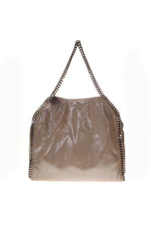 SMALL FALABELLA BAG IN SHINY CHAMOIS REDWOOD SS 2019 STELLA McCARTNEY | 2 | 261063W90566500