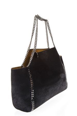 BLACK FALABELLA WIDE TOTE BAG FW 2018 STELLA McCARTNEY | 2 | 507185W81871000