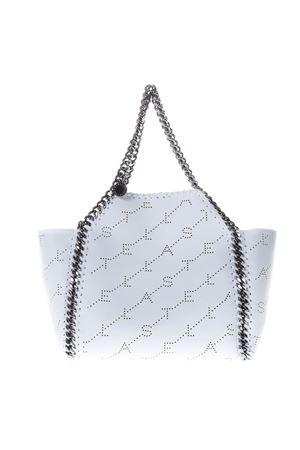 FALABELLA WHITE TOTE WITH PERFORATED LOGO SS 2019 STELLA McCARTNEY | 2 | 529282W84099115